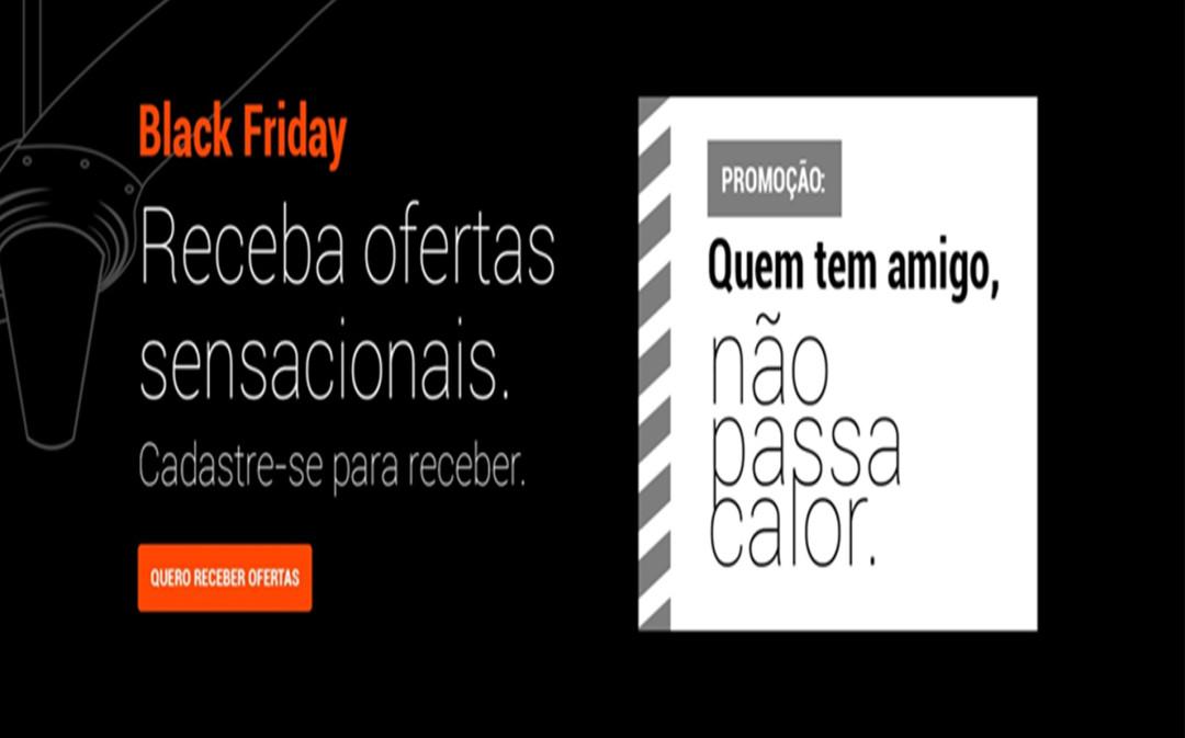 Campanha Black Friday