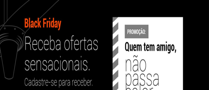 Campanha Black Friday
