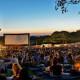 Cinema ao ar livre em Brasília