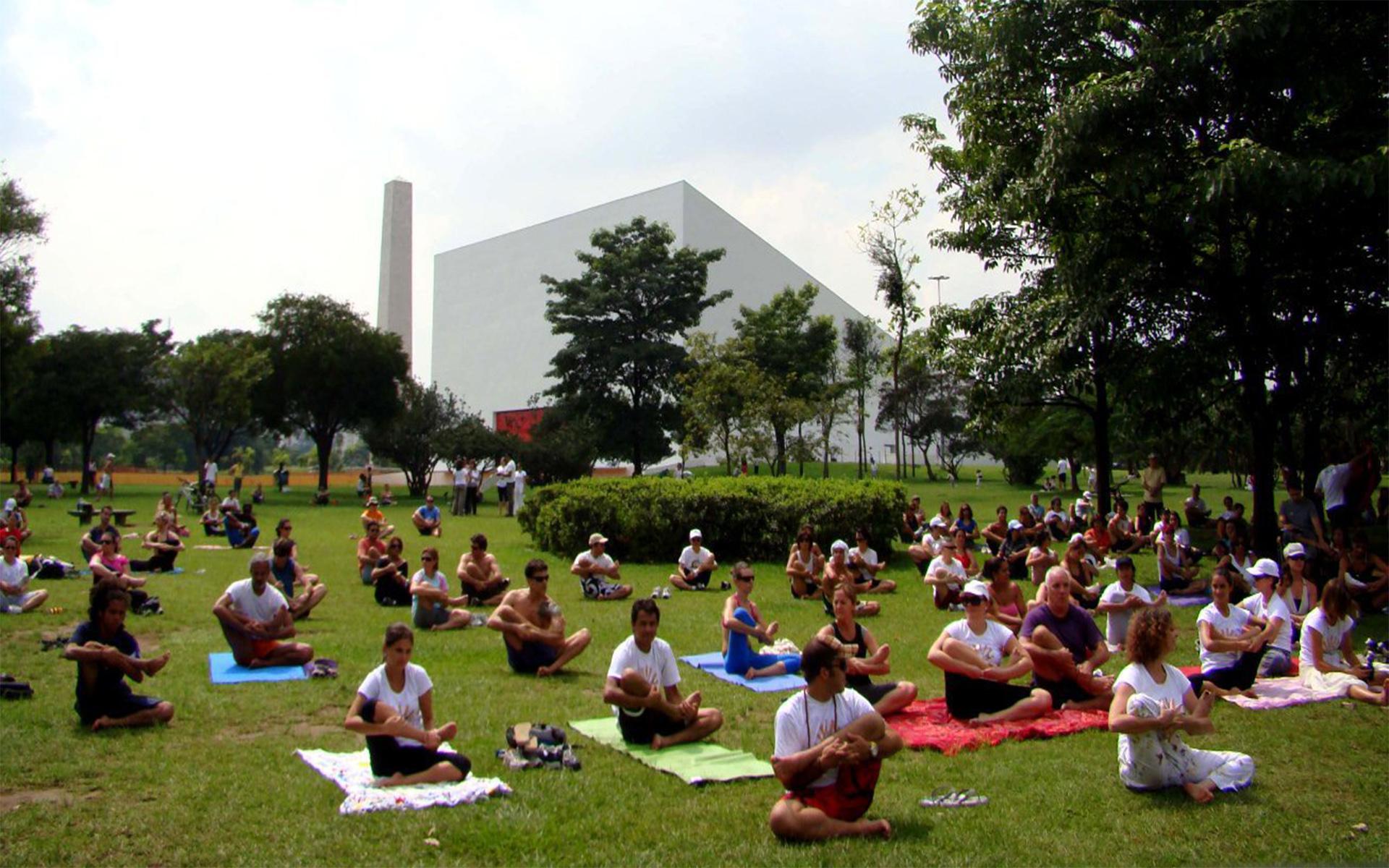 Meditação coletiva