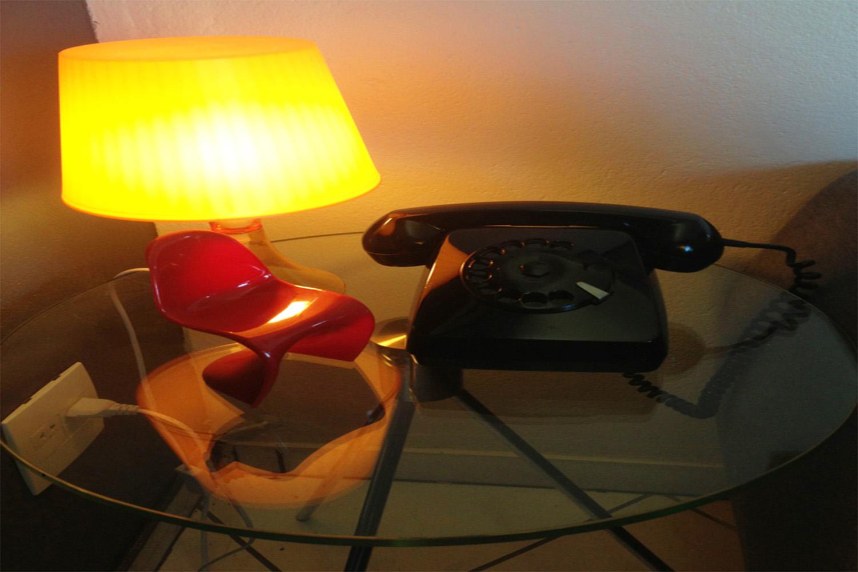 Reformando telefone antigo
