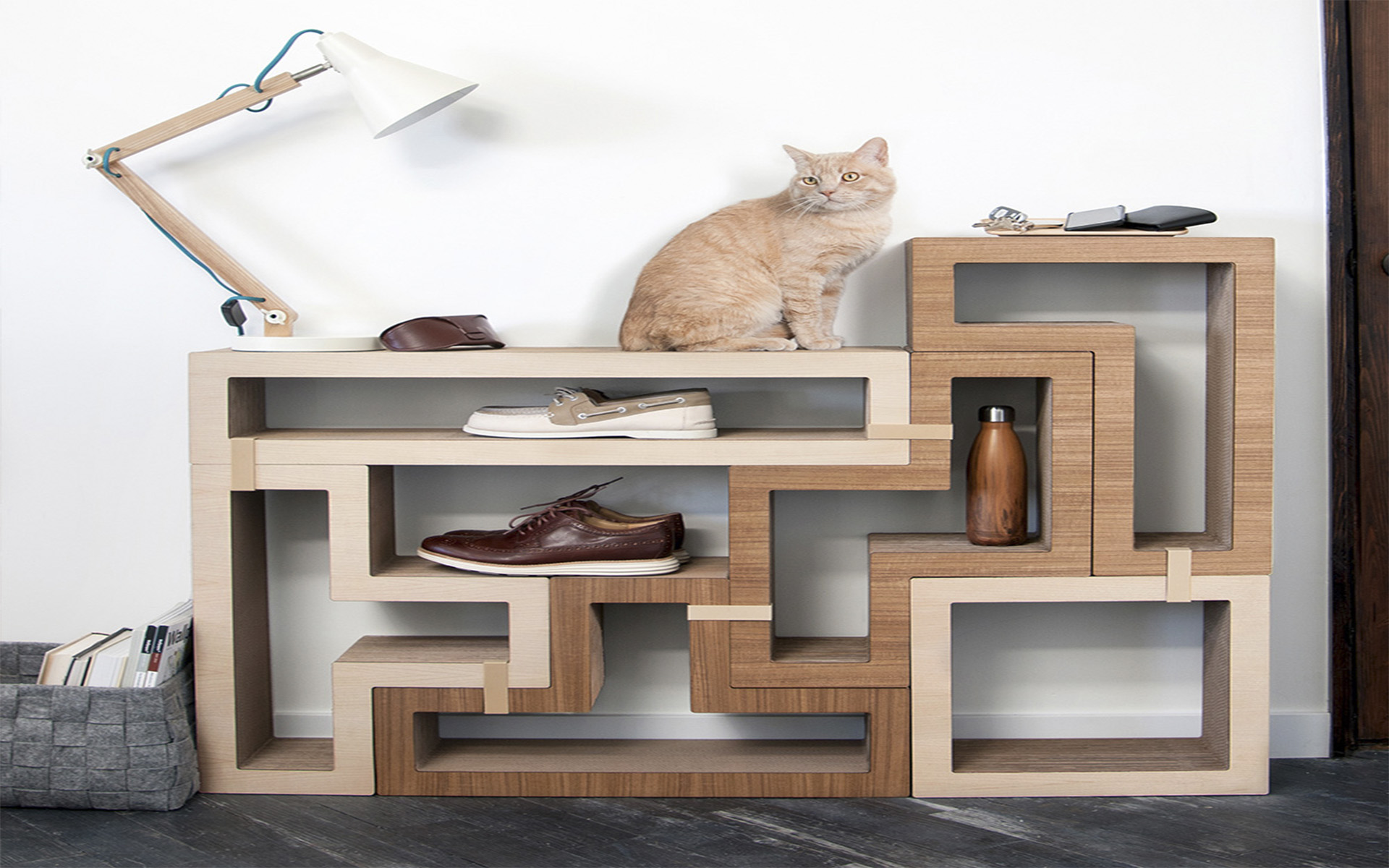 Tetris para gato