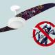 Ventiladores e luminárias Spirit - Blog Myspirit - ventilador de teto Spirit no combate aos mosquitos - combate aos mosquitos