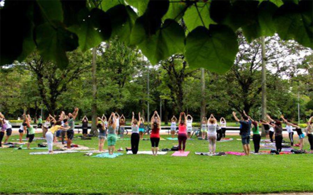 Aulas gratuitas de Yoga