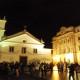 Caminhada noturna em SP
