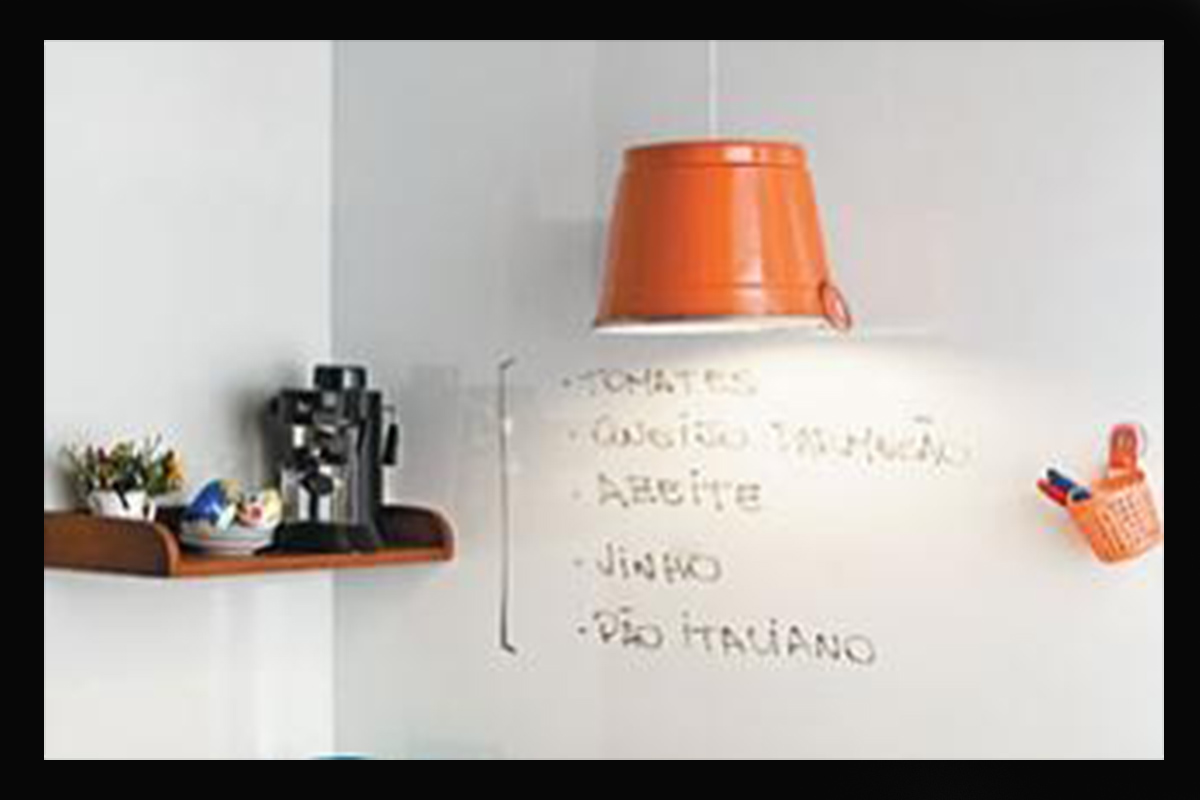 Transformar balde em luminária