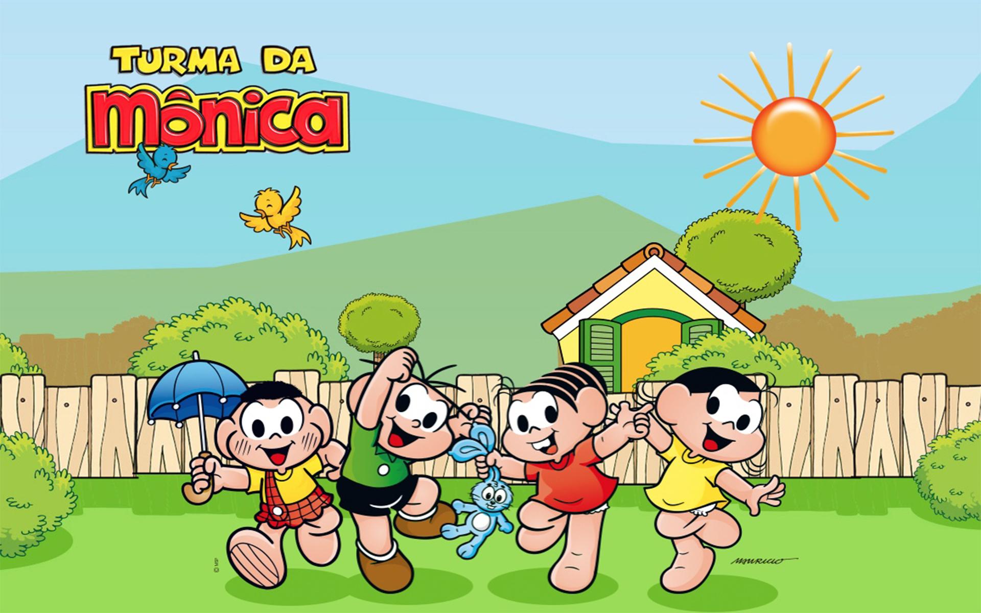 Turma da Mônica_capa