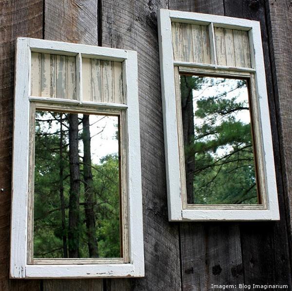 Ventiladores e luminárias Spirit - Blog Myspirit - espelhos nas janelas - jardins criativos