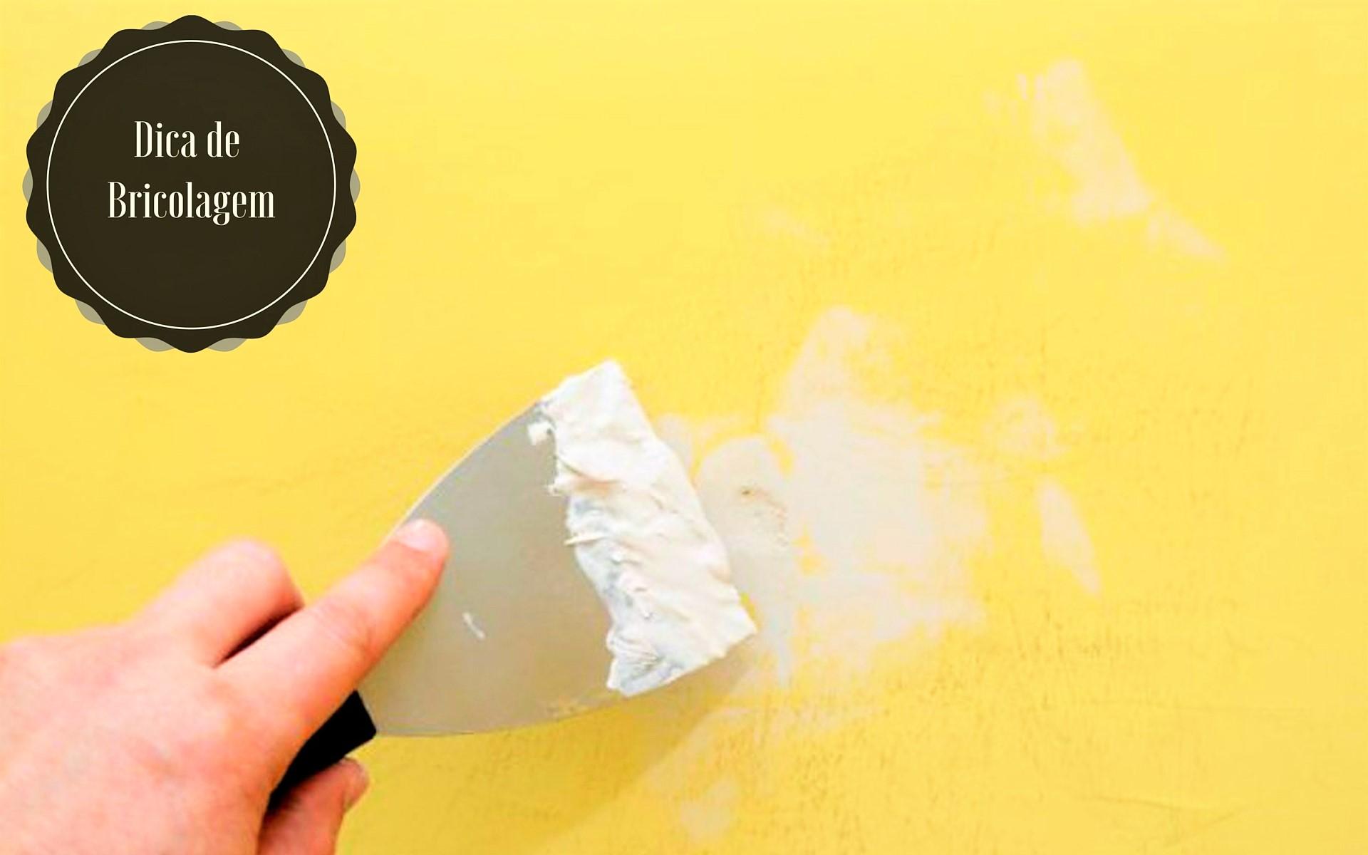Como reparar rachaduras nas paredes