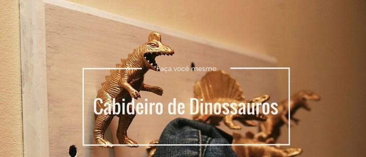 Cabideiro de Dinossauros