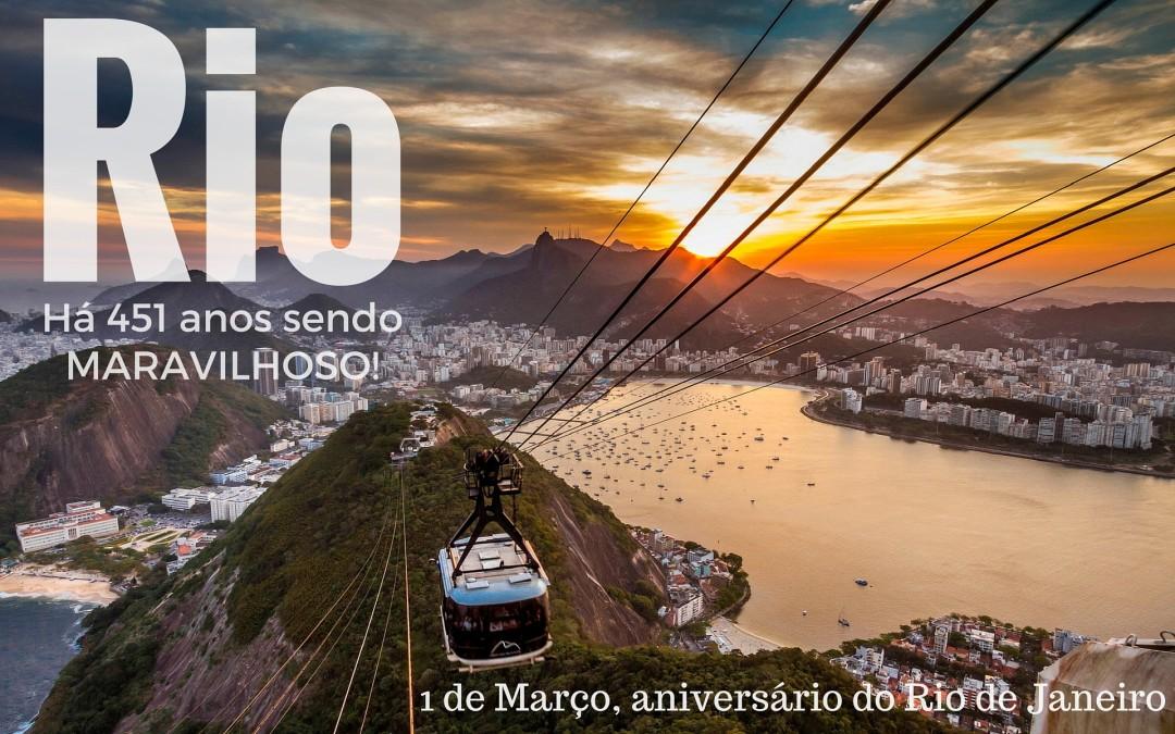 Aniversário do Rio de Janeiro