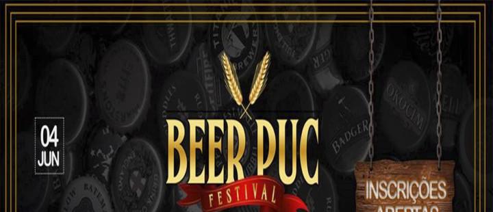 Cervejas artesanais PUC