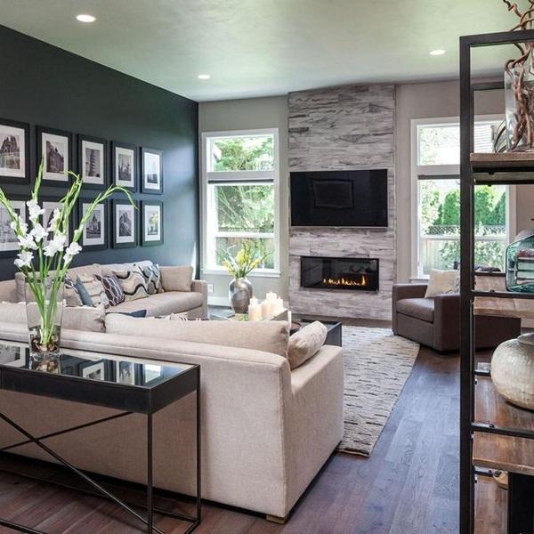 Ventilador de teto Spirit- Blog Myspirit - cor verde na decoração