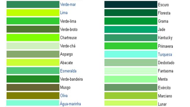 Ventilador de teto Spirit - Blog Myspirit - Tabela de tons de verde - como usar verde na decoração