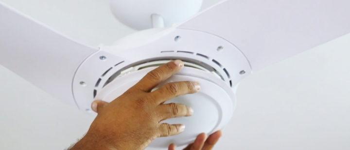 Quanto custa instalar um ventilador de teto