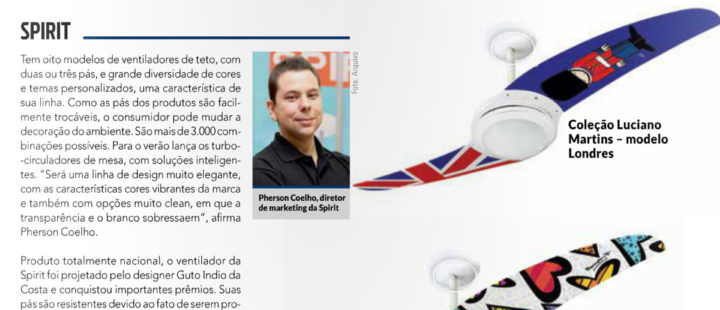 Revista Eletrolar - Spirit