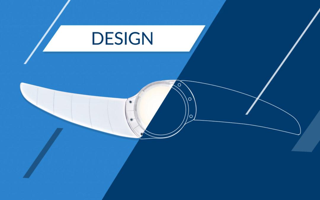 Ventilador com design