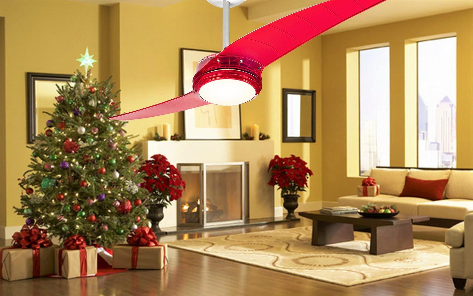 Decoração de Natal com SPIRIT