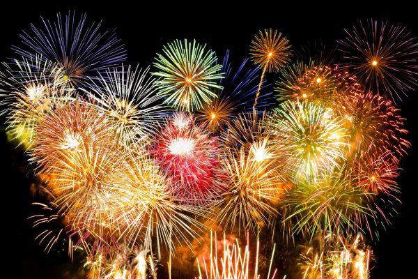 ventilador de teto Spirit - Blog Myspirit - capa blog - fogos de artifícios - cor para o ano novo - ano novo