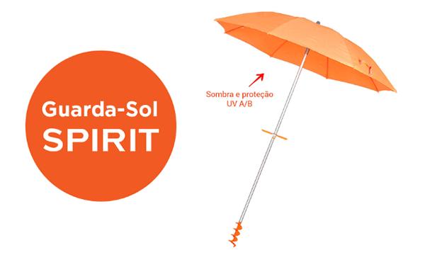 Ventiladores e luminárias Spirit - Blog Myspirit - guarda-sol Spirit - guarda-sol