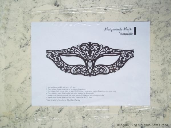 Ventiladores e luminárias Spirit - Blog Myspirit - máscara de carnaval
