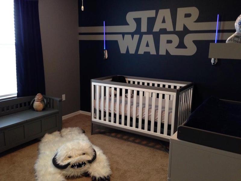 Ventilador de teto Spirit - Blog myspirit - Adesivo de parede - Star Wars