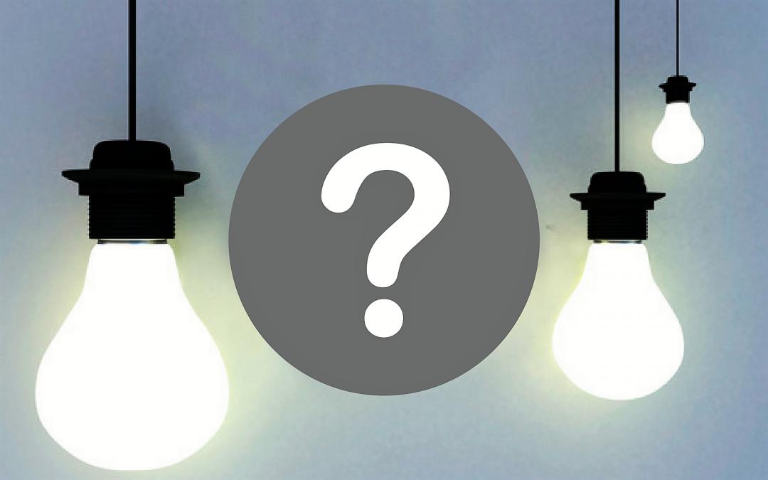 Diferença entre lâmpadas