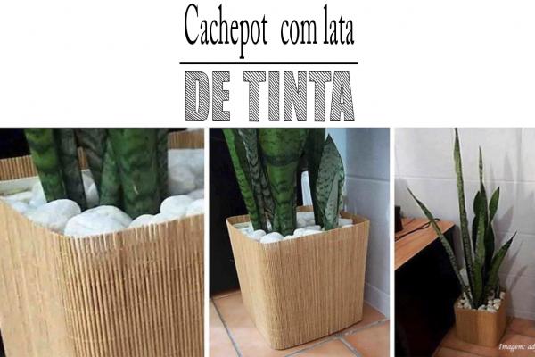 Reciclagem de objetos