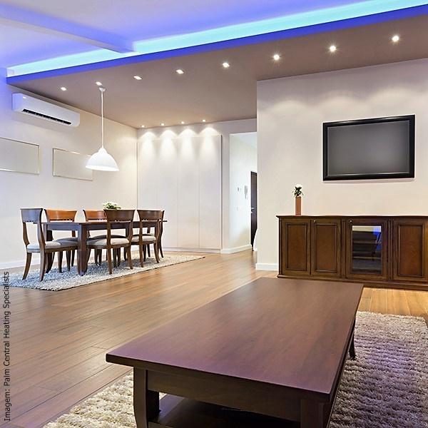 Ventiladores e luminárias Spirit - Blog Myspirit - iluminação LED - diferença entre lâmpada LED e dicroica
