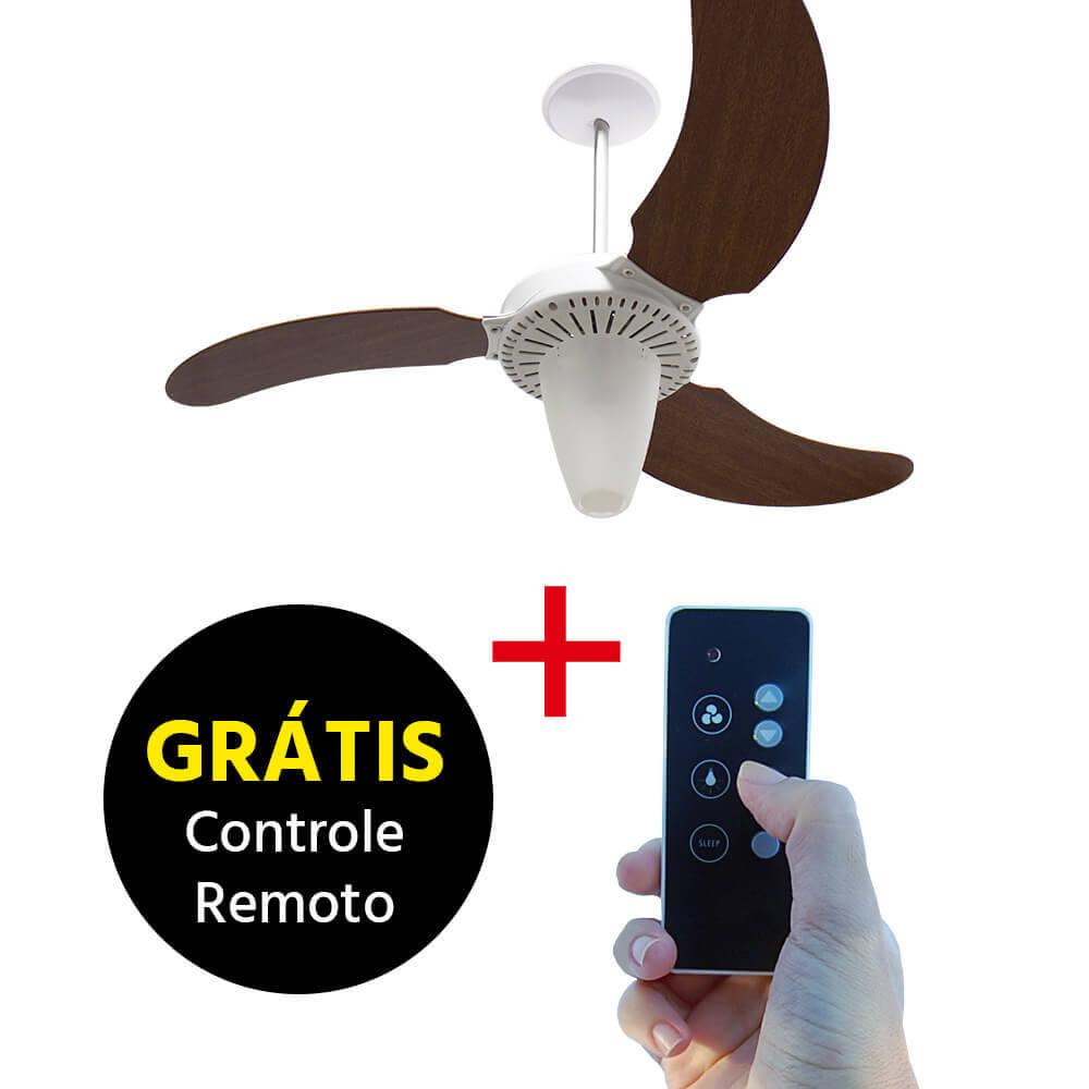 Ventilador de teto Spirit - Blog Myspirit - ventilador de teto Zenys com controle remoto - ventilador de teto com controle remoto