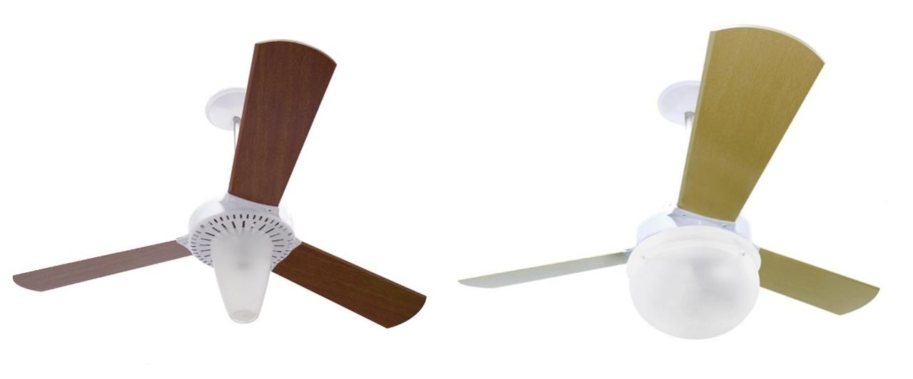 Ventilador de teto Spirit - Blog Myspirit - Ventilador de teto Zenys Tornado - ventilador com controle remoto