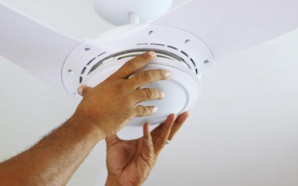 Ventilador de teto Spirit- Blog Myspirit - Porto Seguro Faz - instalar ventilador