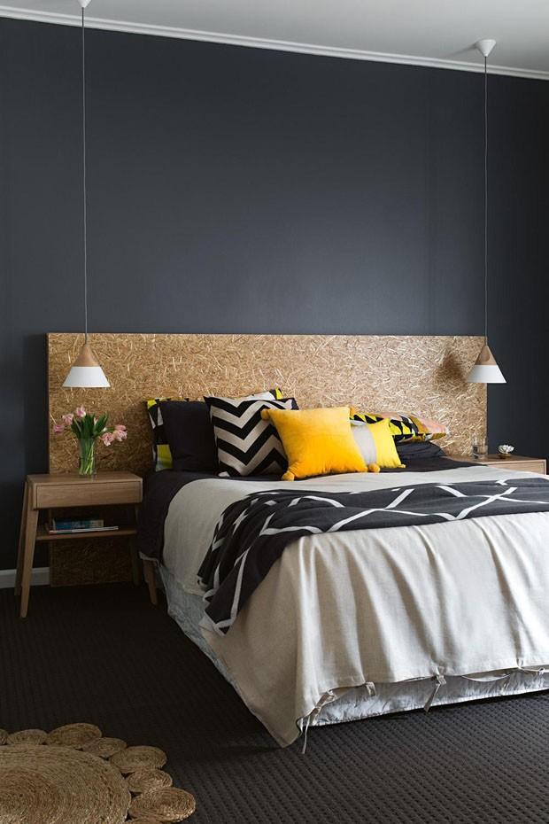 Ventilador de teto Spirit - Blog Myspirit - Uso de elementos coloridos na decoração minimalista - decoração minimalista