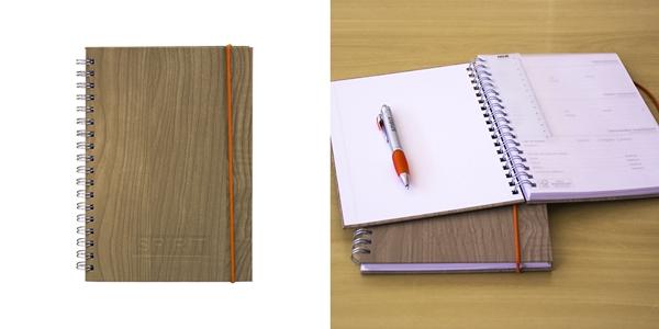 Ventilador de teto Spirit - Blog Myspirit - Agenda/caderno para anotações SPIRIT - como fazer estojo escolar de tecido