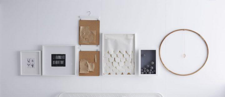 Ventilador de teto Spirit - Blog Myspirit - capa blog - pendurar quadros em linha reta - como pendurar quadros