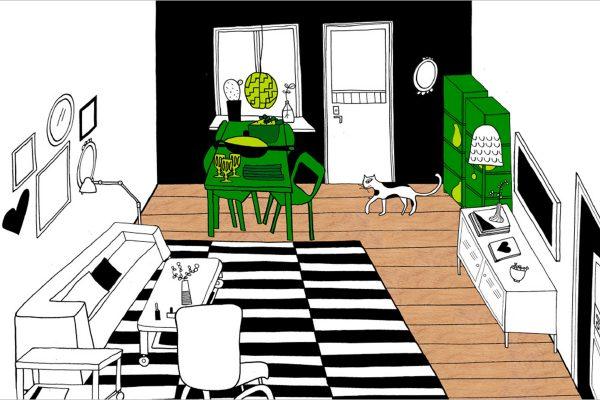 ventilador de teto Spirit - Blog Myspirit - capa blog - sala de estar