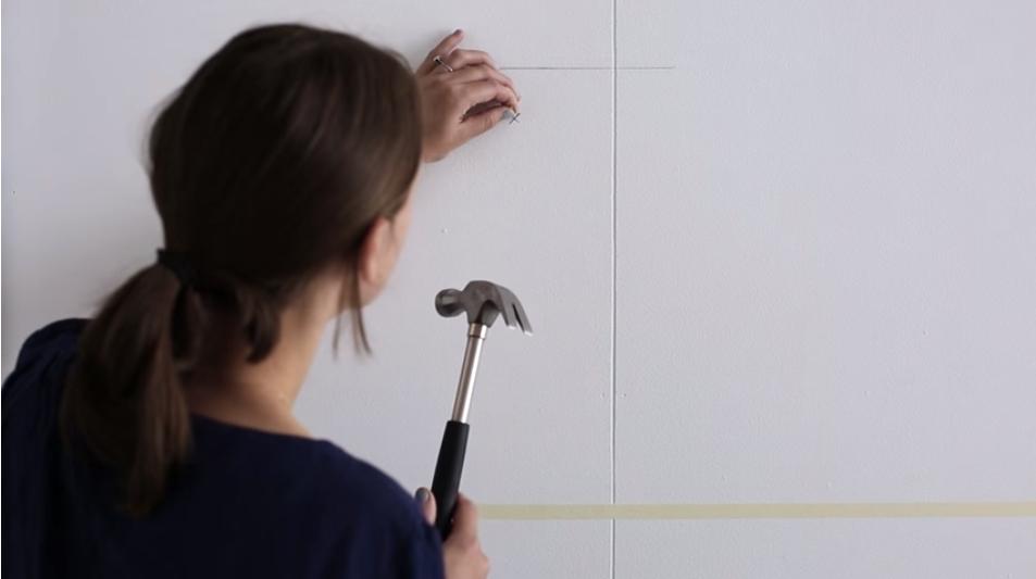 Ventilador de teto Spirit - Blog Myspirit - pendurar quadros em linha reta - como pendurar quadros