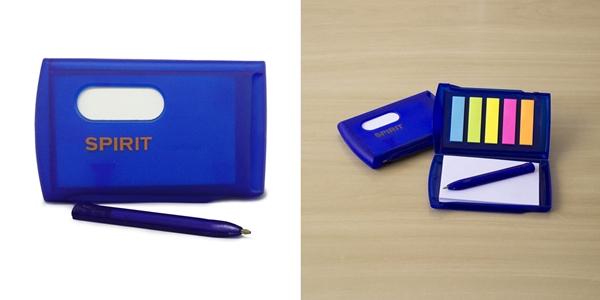 Ventilador de teto Spirit - Blog Myspirit - Kit de anotações SPIRIT - como fazer estojo escolar de tecido