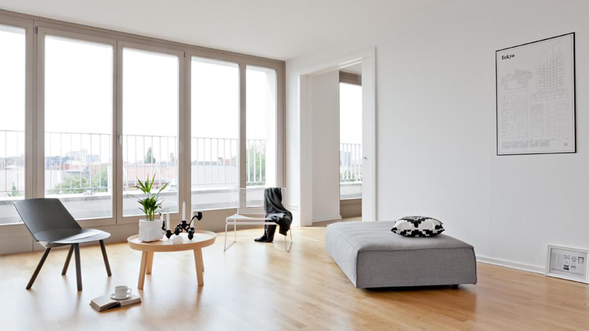 Ventilador de teto Spirit - Blog Myspirit - No minimalismo, menos é mais - decoração minimalista