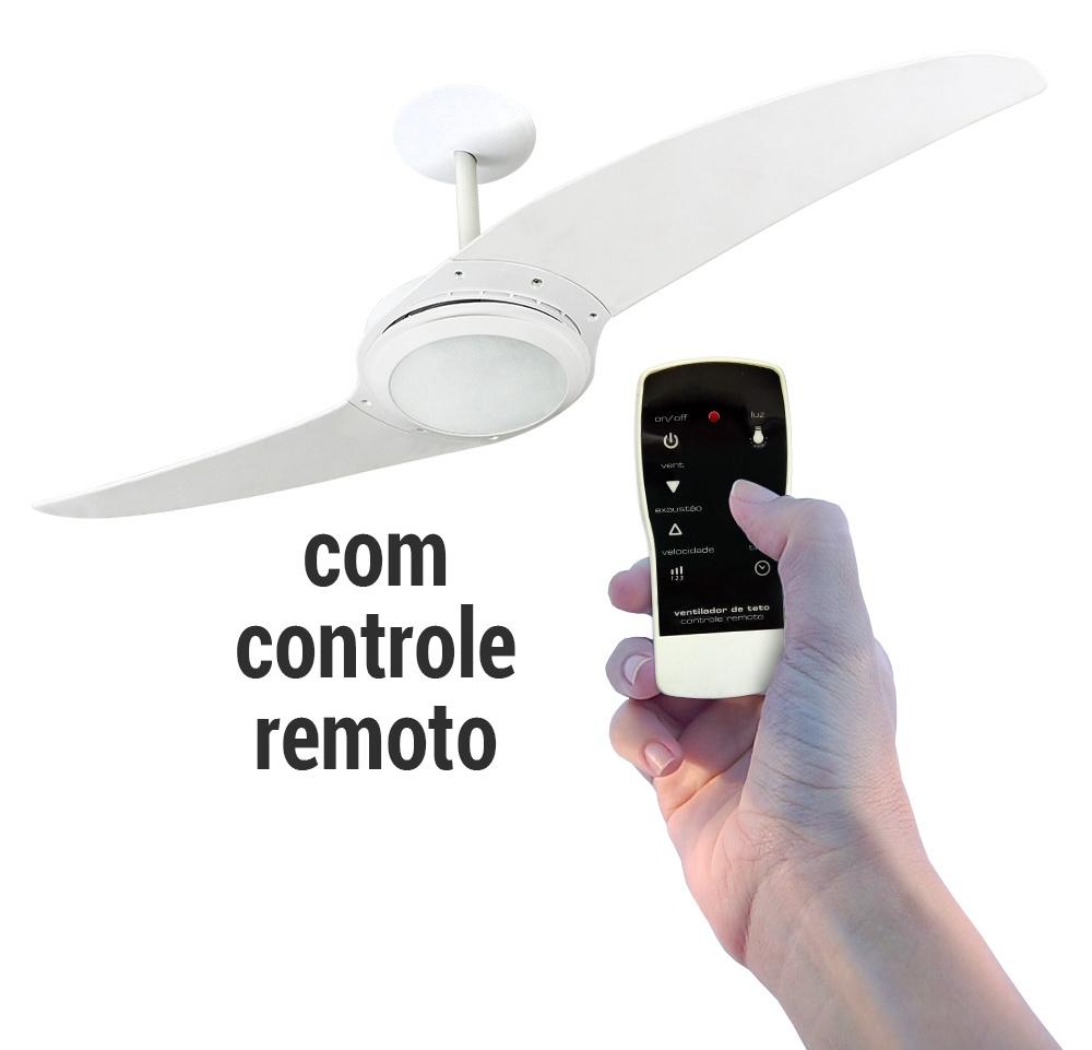 Ventilador de teto Spirit - Blog Myspirit - ventilador de teto Spirit com controle remoto - como fazer estojo escolar de tecido