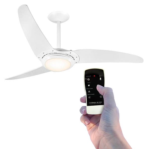 Ventilador de teto Spirit - Blog Myspirit - ventilador de teto com controle remoto - controle remoto para ventilador de teto