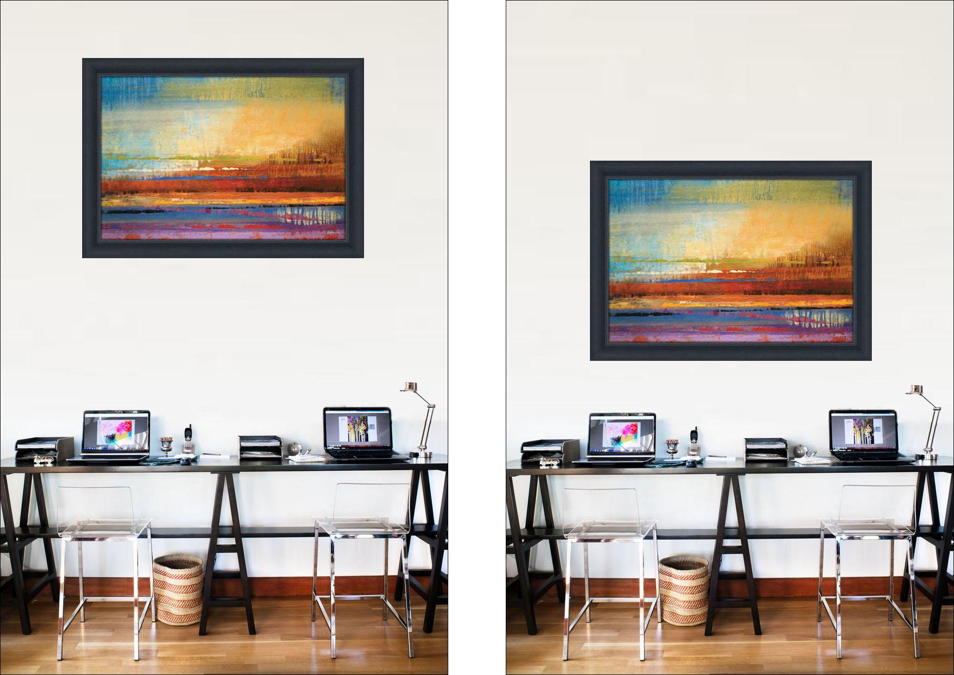 Ventilador de teto Spirit - Blog Myspirit - quadros na altura dos olhos - decorar a casa