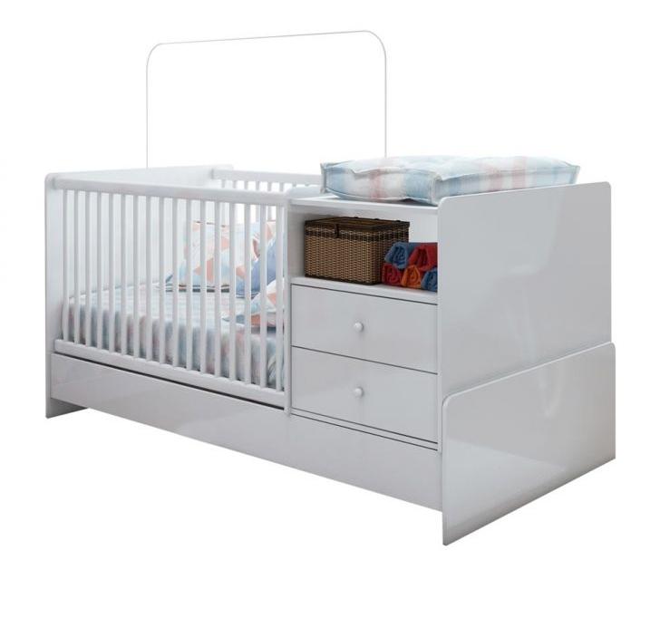 Ventilador de teto Spirit - Blog Myspirit - berço - berço completo - preparando o quarto do bebê