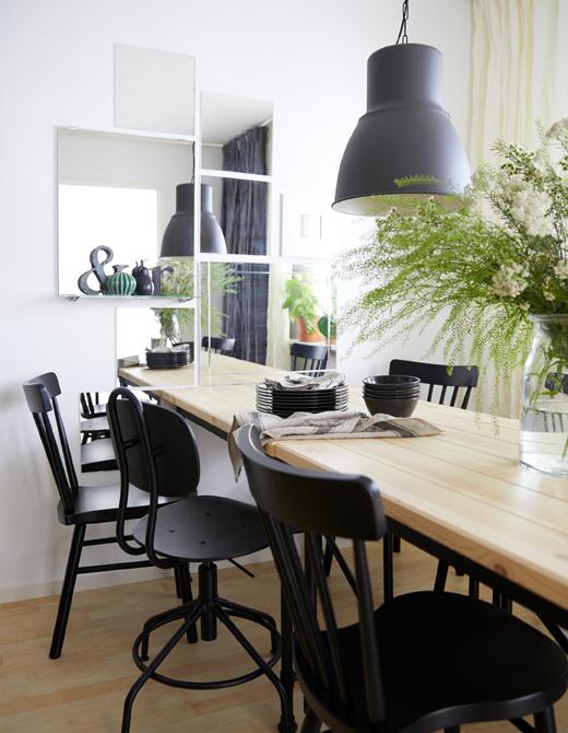 ventilador de teto Spirit - Blog Myspirit - espelhos na decoração - como decorar casa pequena
