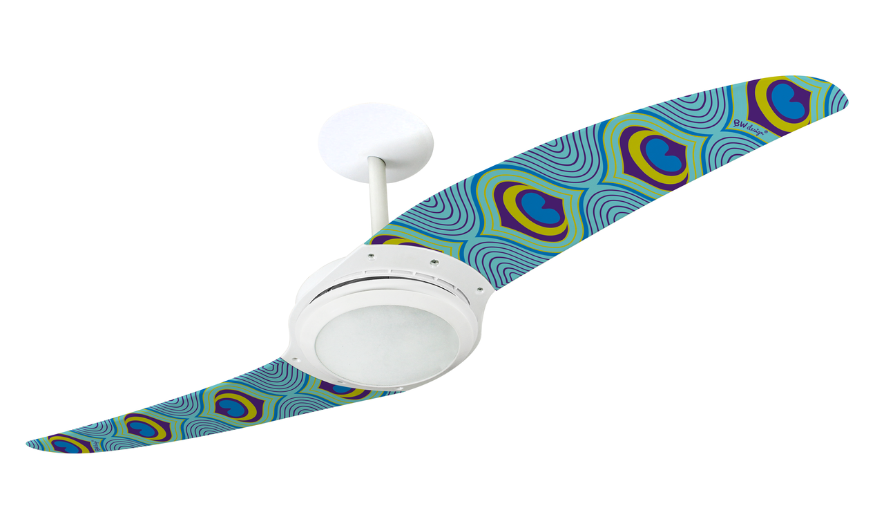 Ventilador de teto Spirit - Blog Myspirit - decorar a casa
