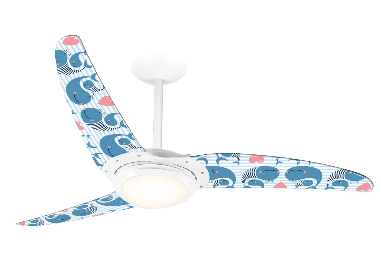Ventilador de teto Spirit - Blog Myspirit - ventilador de teto infantil - preparando o quarto do bebê