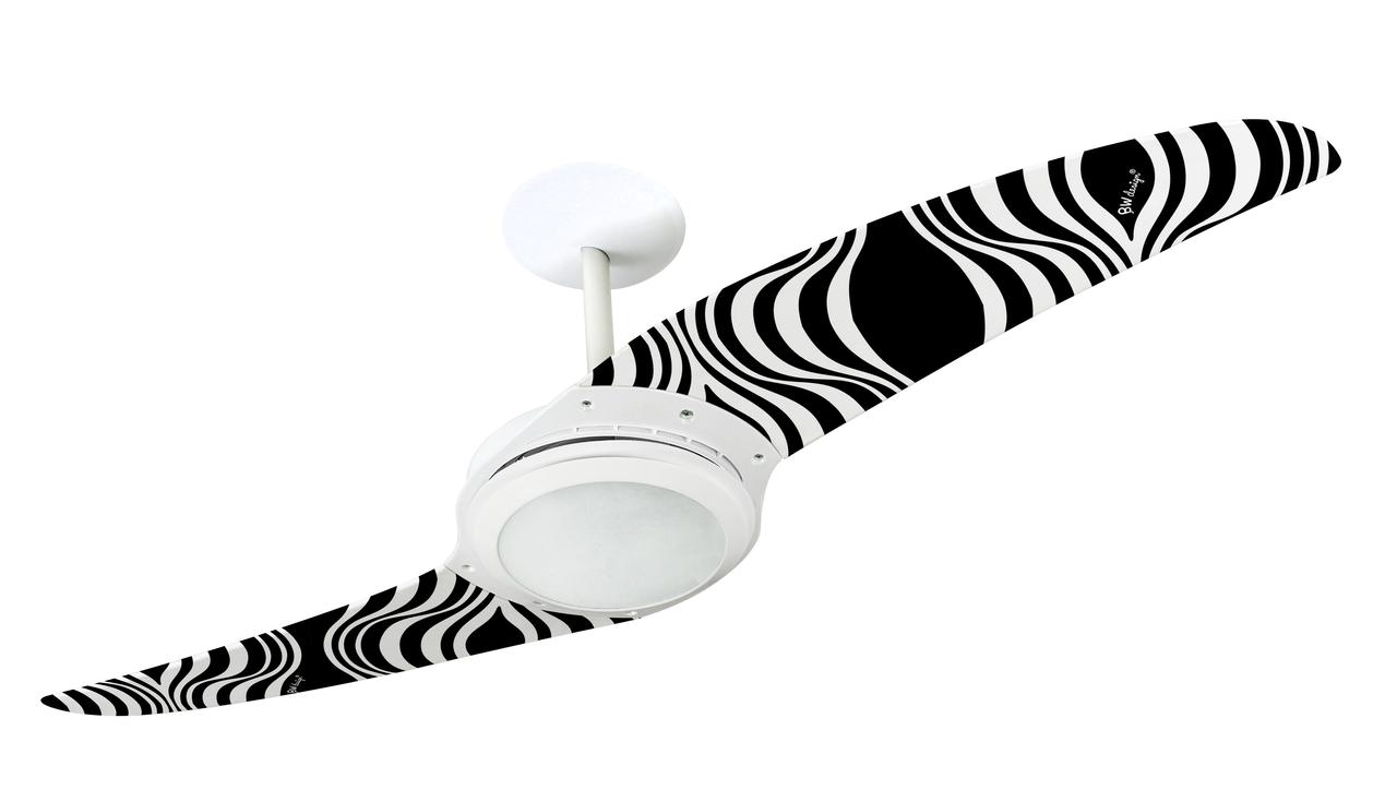ventilador de teto Spirit - Blog Myspirit - quarto com decoração clássica - ventilador de teto moderno para quarto