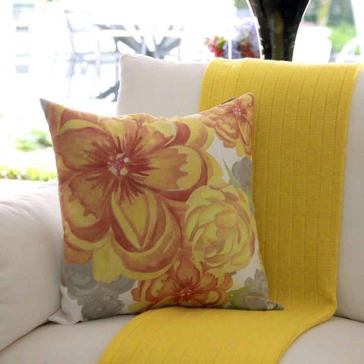 Ventilador de teto Spirit - Blog Myspirit - almofada florida - decorar a casa na primavera
