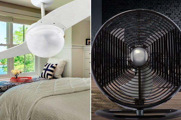 Ventilador de teto Spirit - Blog Myspirit - ventilador de teto ou ventilador de mesa