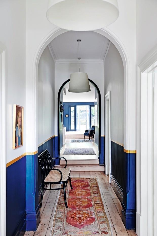 ventilador de teto Spirit - Blog Myspirit - corredor decorado - dicas de decoração
